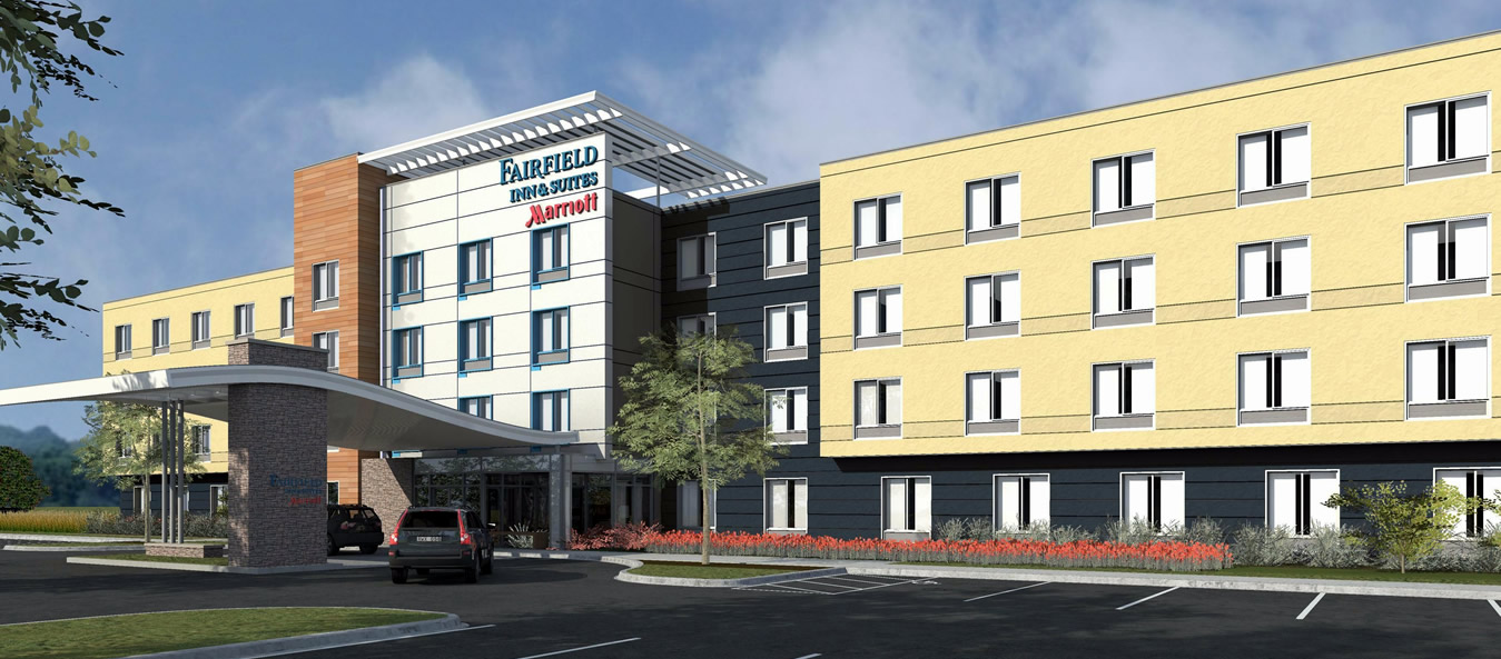 Marriot Chooses Hammond For New Five Story Courtyard Hotel My Hospitality A Distinct Combination Of Construction Development And Management