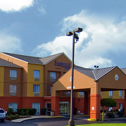 Fairfield Inn and Suites, Vicksburg, MS