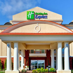 Holiday Inn Express- McComb, MS